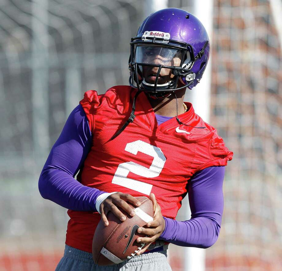 Trevone Boykin has done an admirable job as TCU's starting QB since Casey Pachall left the team earlier this season. Photo: RON T. ENNIS, McClatchy-Tribune News Service / Fort Worth Star-Telegram