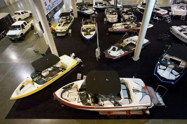 Organizers are expecting about 75,000 people to attend the boat show. Photo: Eric Kayne, For The Chronicle / © 2012 Eric Kayne
