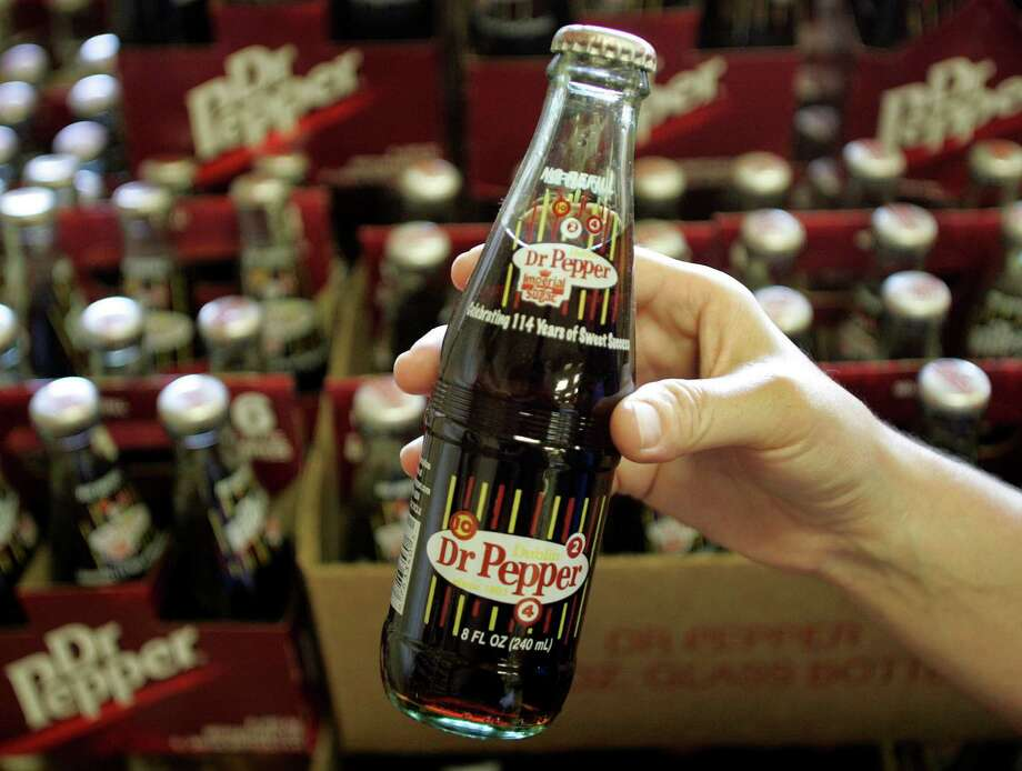You prefer Dr Pepper ... Photo: STEWART F. HOUSE, MBR / FORT WORTH STAR-TELEGRAM