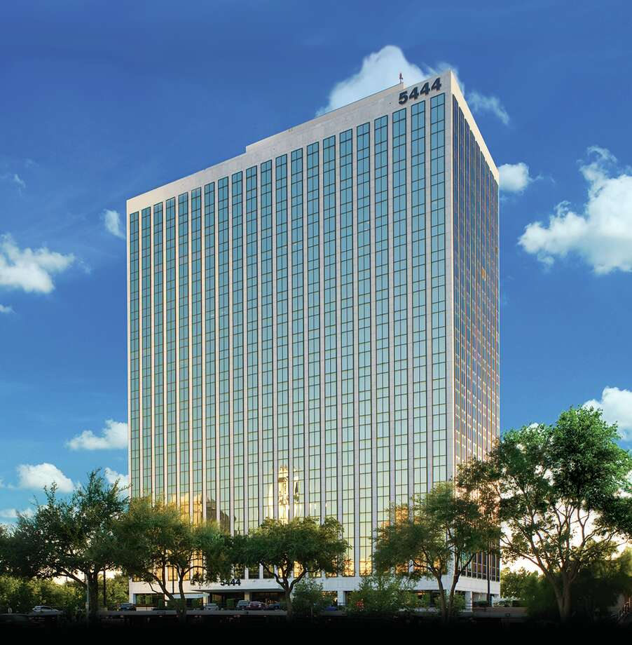 5444 Westheimer, a 20-story office building in Houston s Galleria area, is managed by Tanglewood Property Group on behalf of long-time property owner, Franklin Post Oak. CBRE handles leasing. / handout