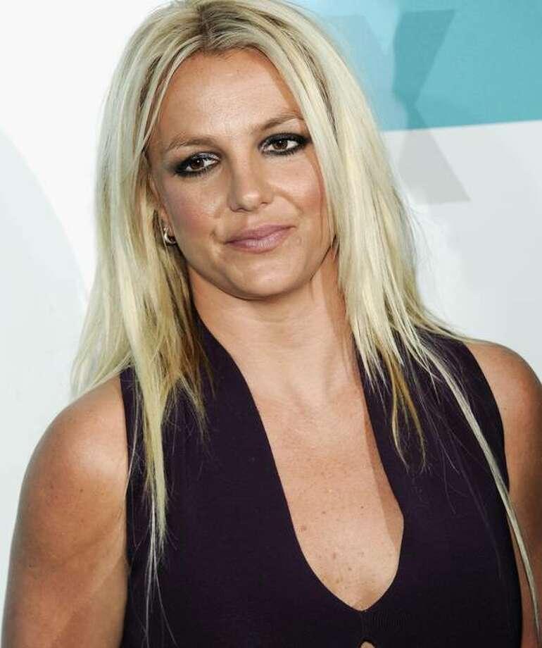 Britney Spears, a perennial.