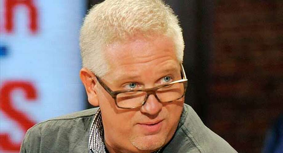 Glenn Beck -- suggested by Marshall.