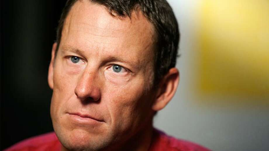 Lance Armstrong -- athlete and former role model -- suggested by ex-Jersey guy.
