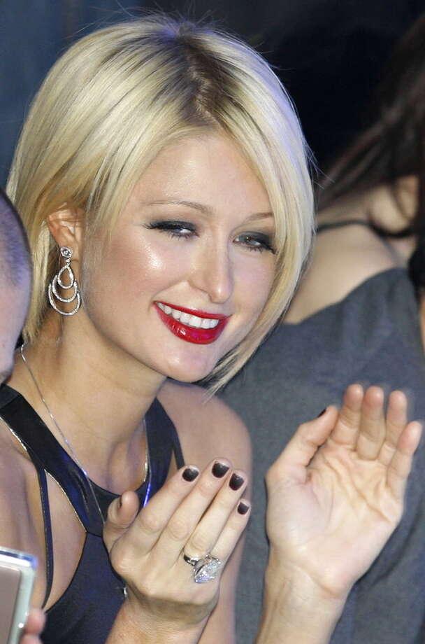 Paris Hilton, just because . . .