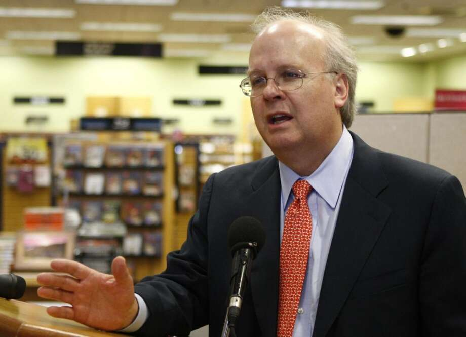 Karl Rove -- for going into panic mode about Ohio on Fox News. Suggested by blazes boylan.