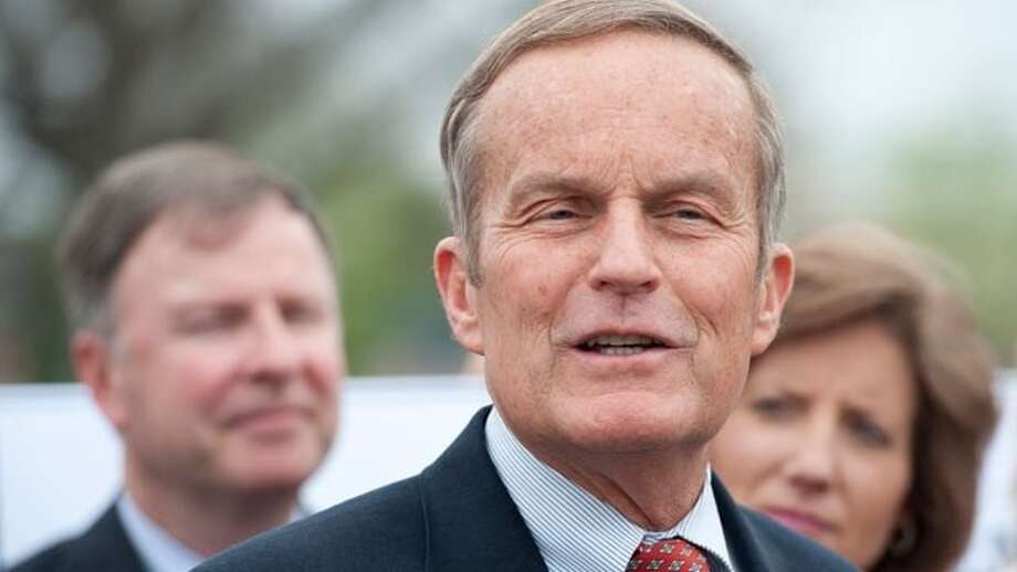 Todd Akin -- made insane comments about legitimate rape.