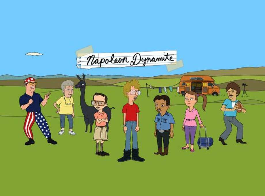 Napoleon Dynamite: 2012-2012 (FOX)