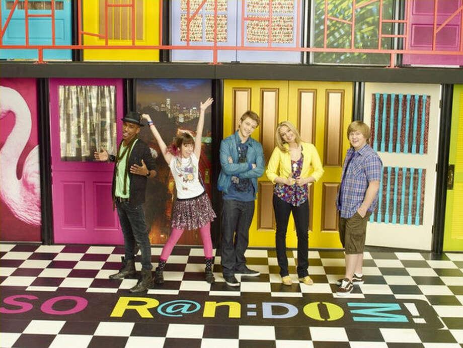 So Random!: 2011-2012 (Disney)
