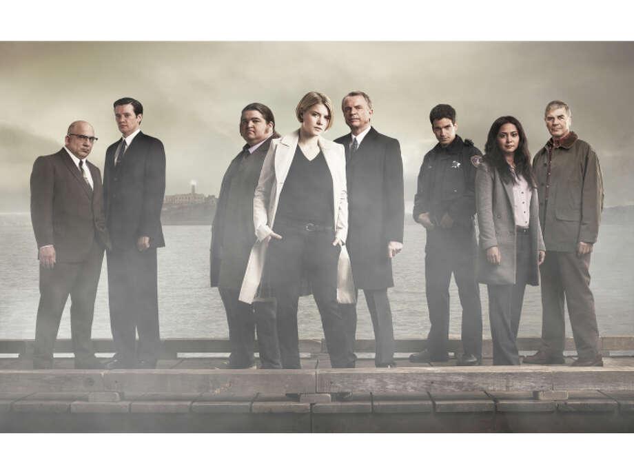 Alcatraz: 2011-2012 (Fox)