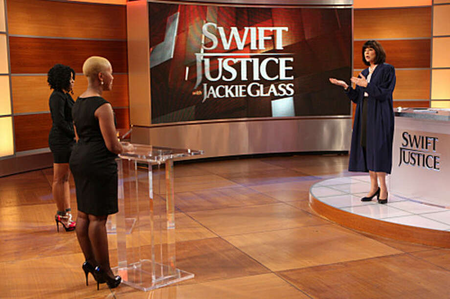 Swift Justice with Jackie Glass: 2010-2012