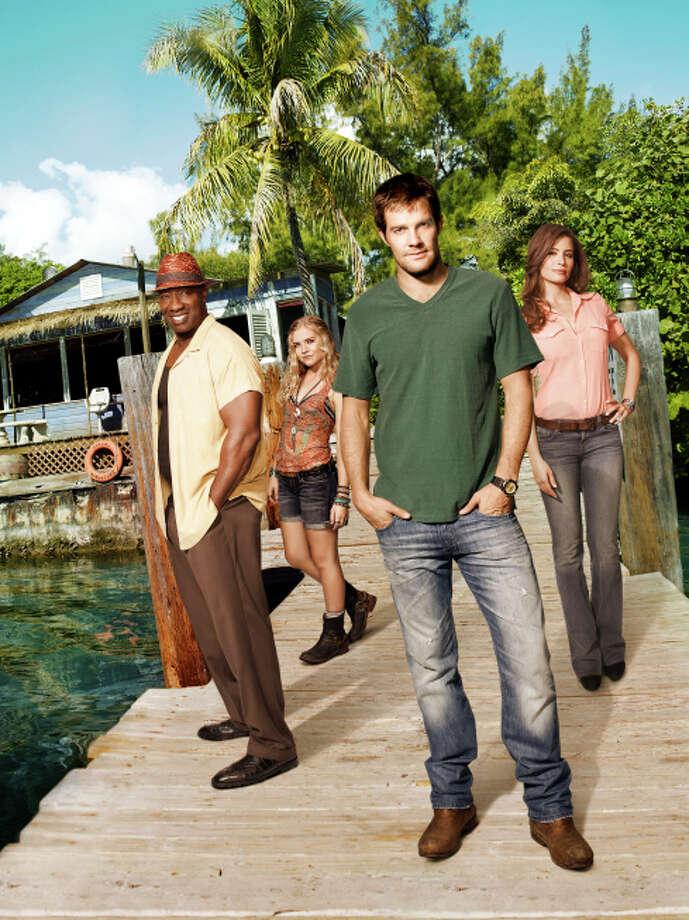 The Finder: 2012-2012 (FOX)