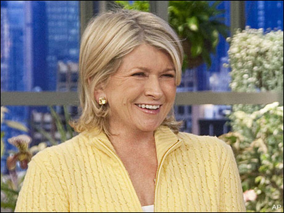 Martha: 2005-2012 (Hallmark)