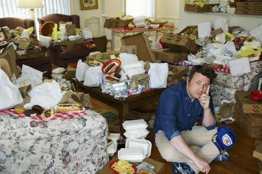 Jamie Oliver's Food Revolution: 2012-2012