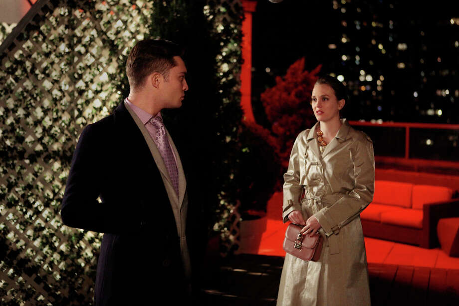 "Favorite Network TV Drama: ""Gossip Girl"" Photo: Giovanni Rufino, THE CW / ©2012 The CW Network, LLC. All Rights Reserved"