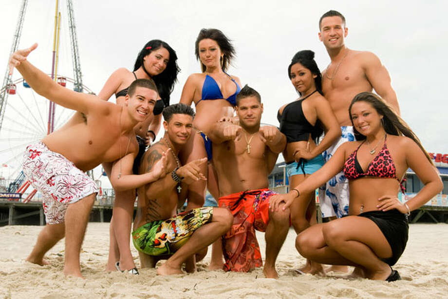 Jersey Shore: 2009-2012 (MTV)