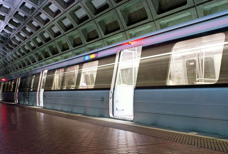 A large public transportation network, in concert with other sustainability efforts, could reduce our carbon footprint by 24 percent, significantly reduce our oil consumption, save us money, reduce our travel time and its associated stress, and improve our overall health. Pictured is a Washington, D.C., Metro station. Photo: Getty Images/iStockphoto