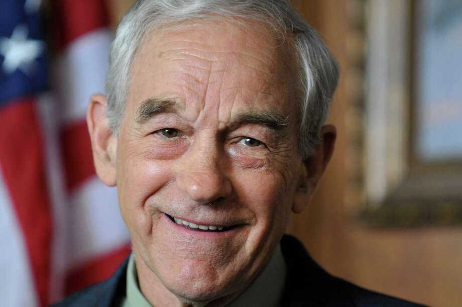 Republican Texas Rep. Ron Paul says he's not ready to vanish from the political scene. Photo: Steve Pope, Stringer / Getty Images North America