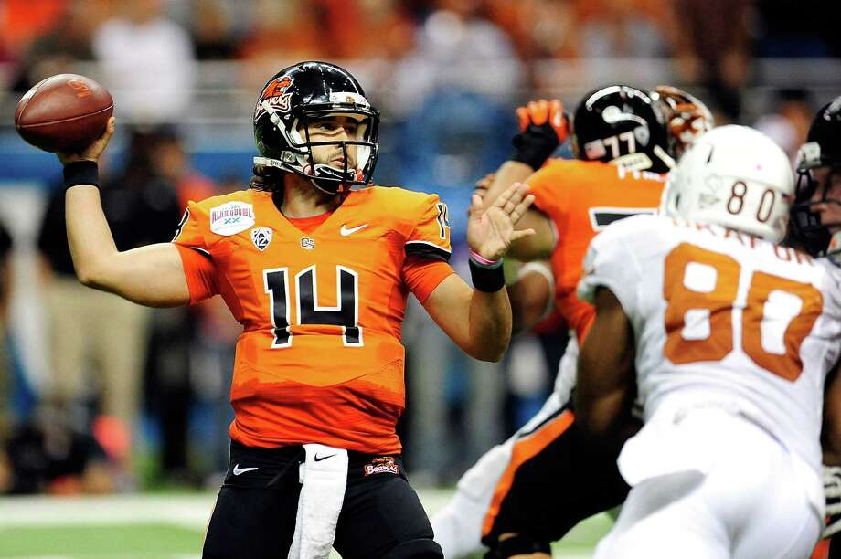 25.  Oregon St. (9-4) Photo: Stacy Revere, Getty Images / 2012 Getty Images