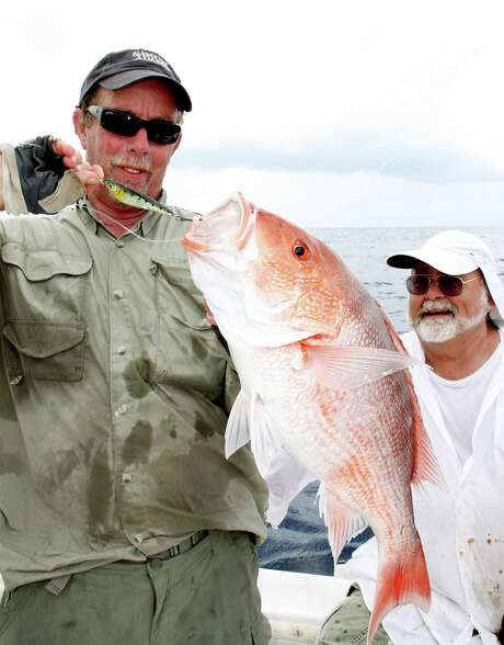Texas offshore anglers who pursue red snapper in federally controlled waters of the Gulf of Mexico could see changes in laws for the 2013 recreational season. Photo: Picasa