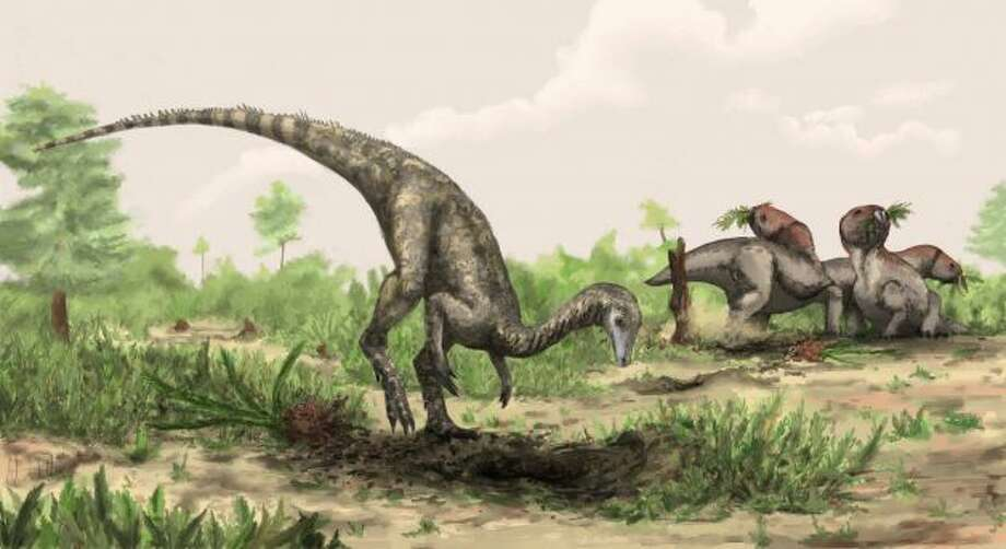 7 - Taking a break from space for second, here's a deep dive into the past:  A team led by a University of Washington researcher reported the discovery what may be the earliest dinosaur – about 243 million years old. If the newly named Nyasasaurus parringtoni is not the earliest dinosaur, then it is the closest relative found so far, Sterling Nesbitt, a University of Washington postdoctoral researcher in biology and lead author of a paper published online Dec. 5 in Biology Letters, a journal of the United Kingdom's Royal Society, said in a news release.(©Natural History Museum, London/Mark Witton / SL)