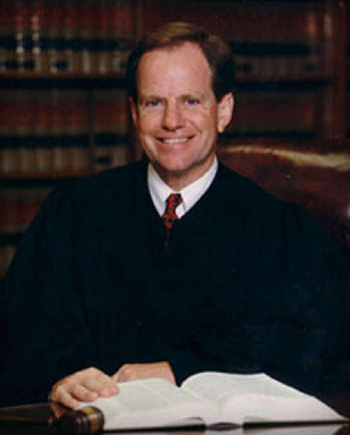 """David Berchelmann is retiring from the 37th state District Court bench after 20 years. His advice to new judges? """"Be open-minded and be as fair as they possibly can. Just listen. There's less black and white the longer you've done this."""""""