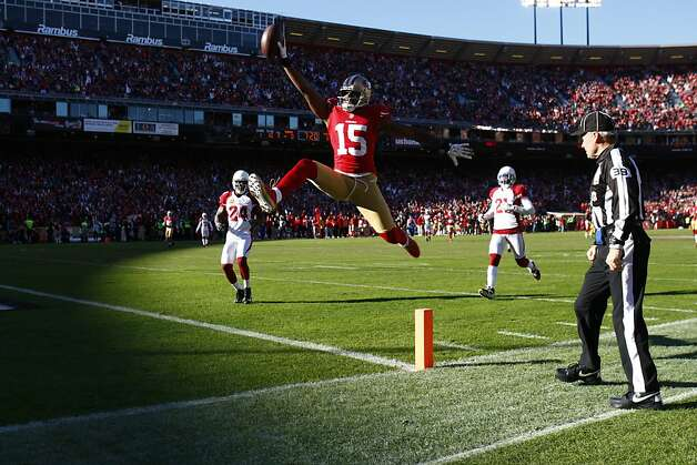 the San Francisco 49ers game against the Arizona Cardinals at Candlestick Park in San Francisco, Calif., on Sunday December 30, 2012. Photo: Carlos Avila Gonzalez, The Chronicle