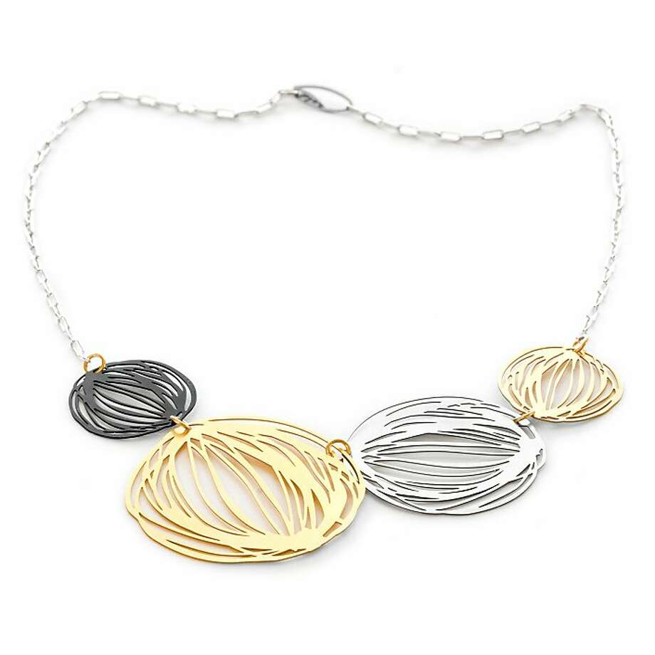Twine collar necklace, $118. Photo: Sarah Thomas