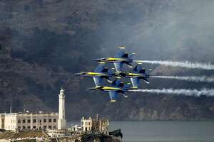 Keep drones grounded during Fleet Week in S.F., FAA warns - Photo
