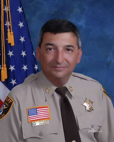 Zapata County Sheriff Sigifredo Gonzalez Photo: Courtesy Photo