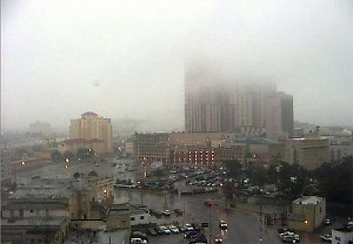 San Antonio Average temperature: Highs at 70, lows at 65 Precipitation chance (Sunday): 80 percent Source: Weather Channel