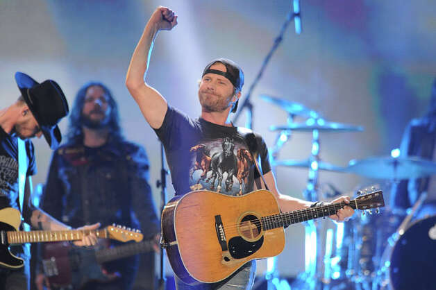 Dierks Bentley, Monday, Feb. 18 at 7 p.m. Photo: Al Powers, File Photo / Invision