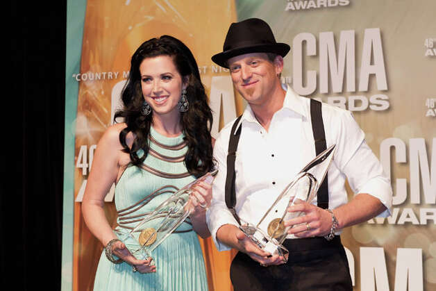 Thompson Square, Thursday, Feb. 14 at 7 p.m. Photo: Erika Goldring, File Photo / 2012 Getty Images