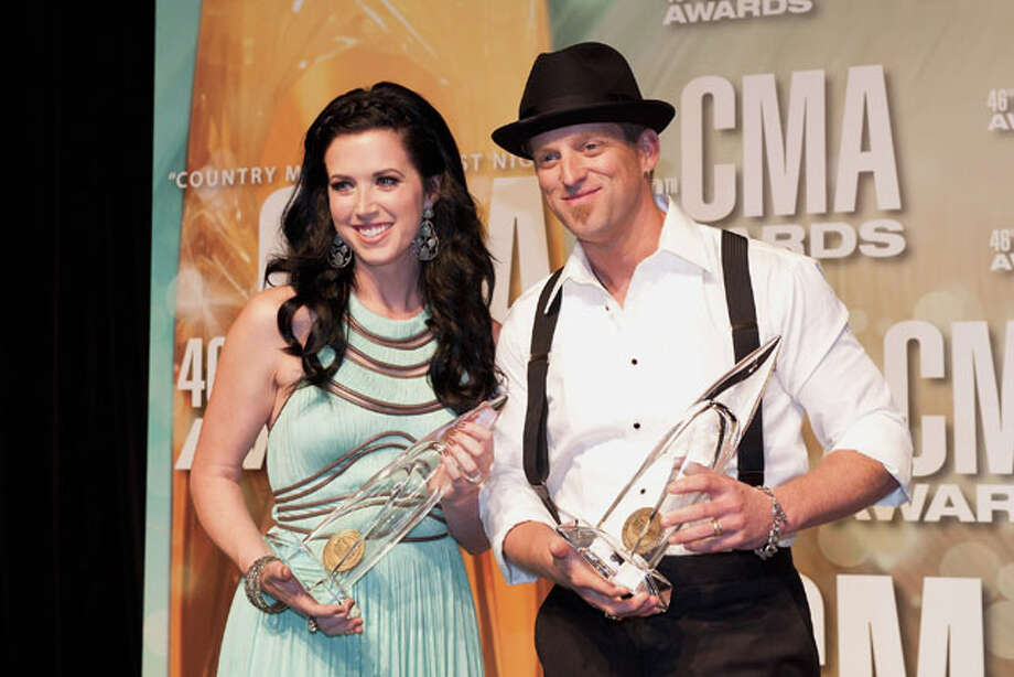 Thompson Square,Thursday, Feb. 14 at 7 p.m. Photo: Erika Goldring, File Photo / 2012 Getty Images