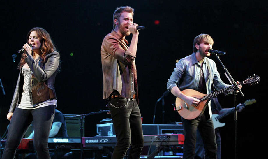 Lady Antebellum, Saturday, Feb 16 at 1:00 PM & 7:30 PM (EDWARD A. ORNELAS / SAN ANTONIO EXPRESS-NEWS) Photo: EDWARD A. ORNELAS, File Photo / © SAN ANTONIO EXPRESS-NEWS (NFS)