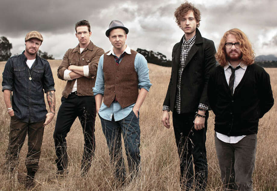 OneRepublic, Friday, Feb. 15 at 7:30 p.m. Photo: File Photo