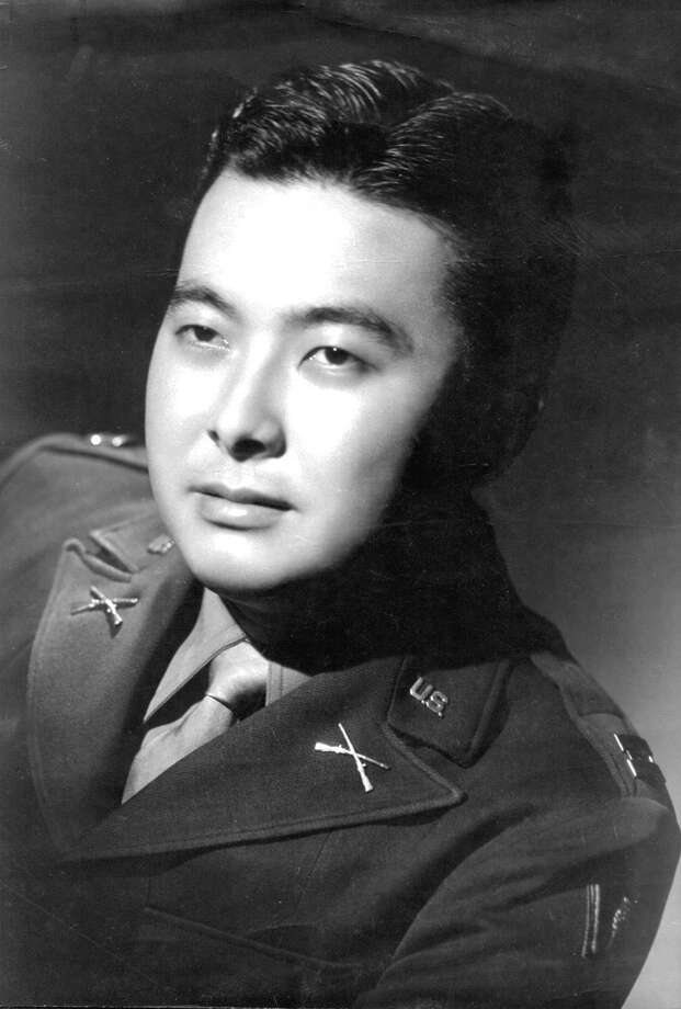 Sen. Daniel Inouye, D-Hawaii, was injured during combat in World War II. He died Dec. 17. Photo: Associated Press / 442nd Veterans Club