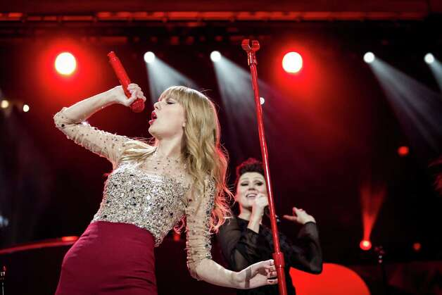 Taylor Swift comes to town May 22 to perform at the AT&T Center. Photo: New York Times / NYTNS