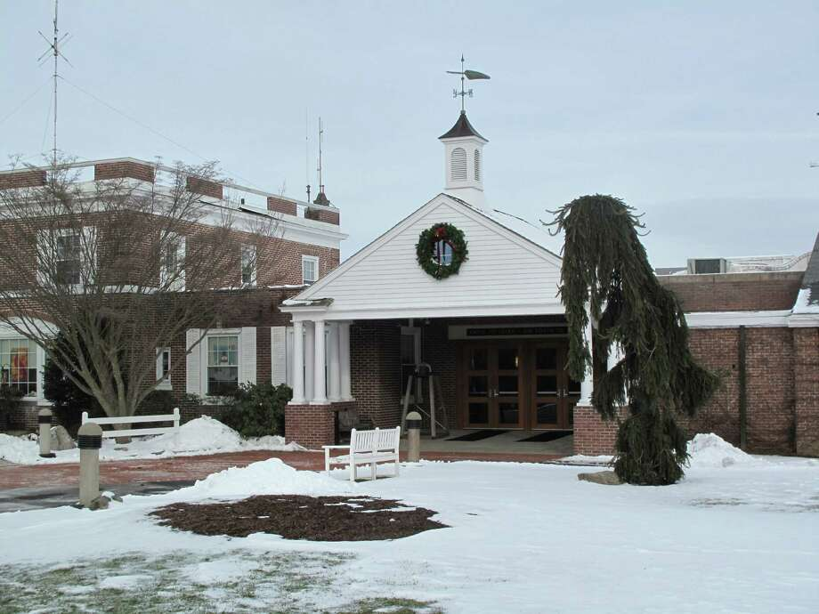 St. Luke's School is located at 377 North Wilton Road, New Canaan, Conn. Photo: Tyler Woods