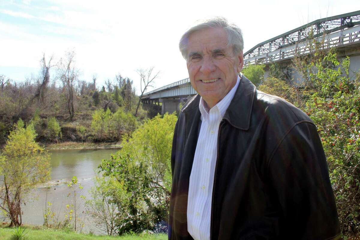 Phil Stephenson, recently elected Republican District 85 state representative, said some of the issues he is concerned with are education, transportation infrastructure and water. He stands near the Colorado River.Phil Stephenson, recently elected Republican District 85 state representative, said some of the issues he is concerned with are education, transportation infrastructure and water. He stands near the Colorado River.
