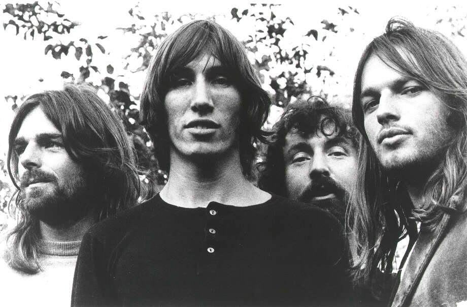 ECHOES / THE BEST OF PINK FLOYD -- (L-R) Richard Wright, Roger Waters, Nick Mason, David Gilmour (1974) CREDIT PINK FLOYD Photo: Pink Floyd
