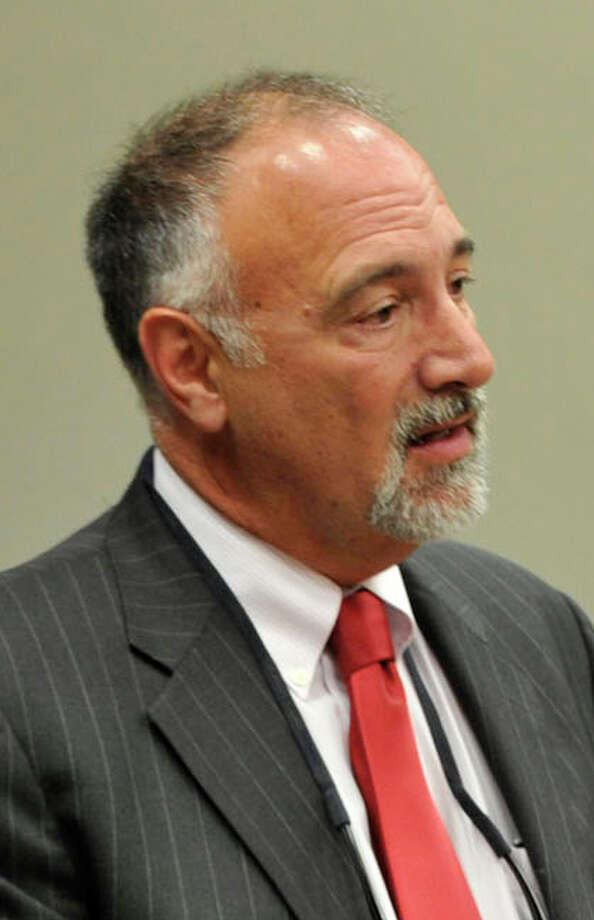 Attorney Richard Meehan Photo: Jason Rearick / The News-Times