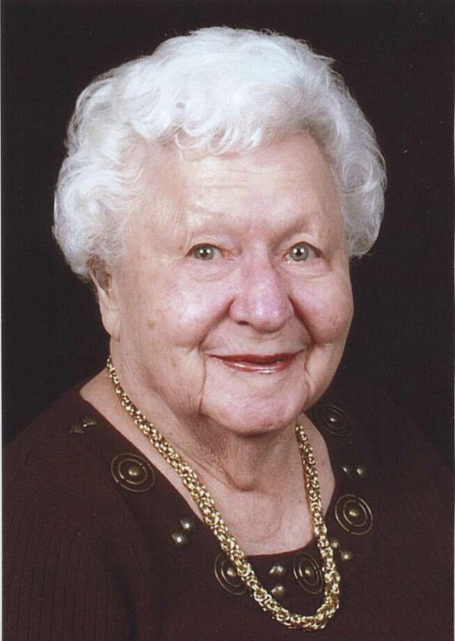 Geraldine Eckert was the head dietician at Santa Rosa Hospital from 1969 to 1987.
