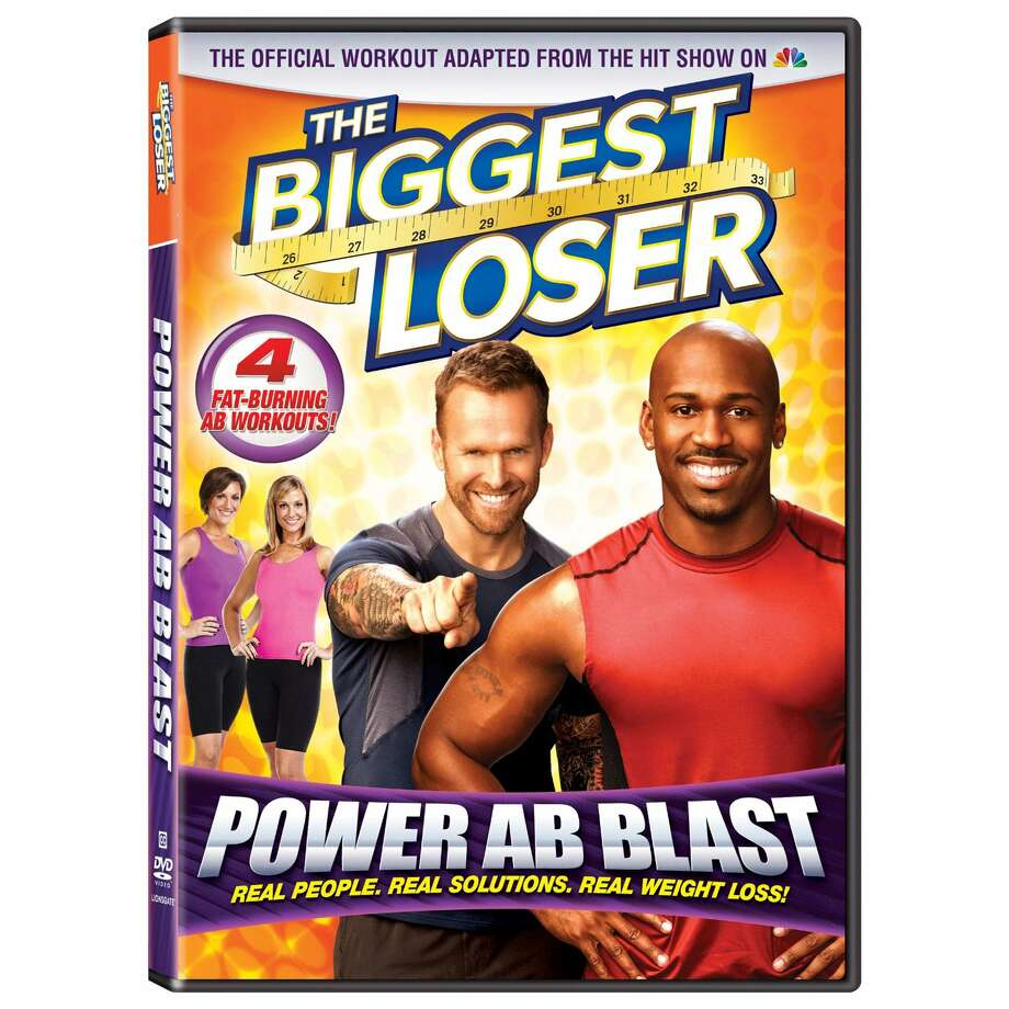 The Biggest Loser: Power Ab Blast Photo: --