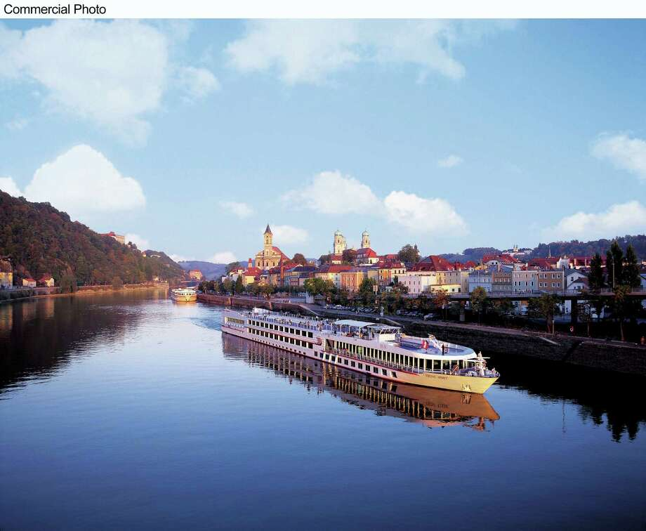 The River Danube flows out of Germany?s Black Forest and passes through or alongside 10 countries. Photo: PRNewsFoto / VIKING RIVER CRUISES
