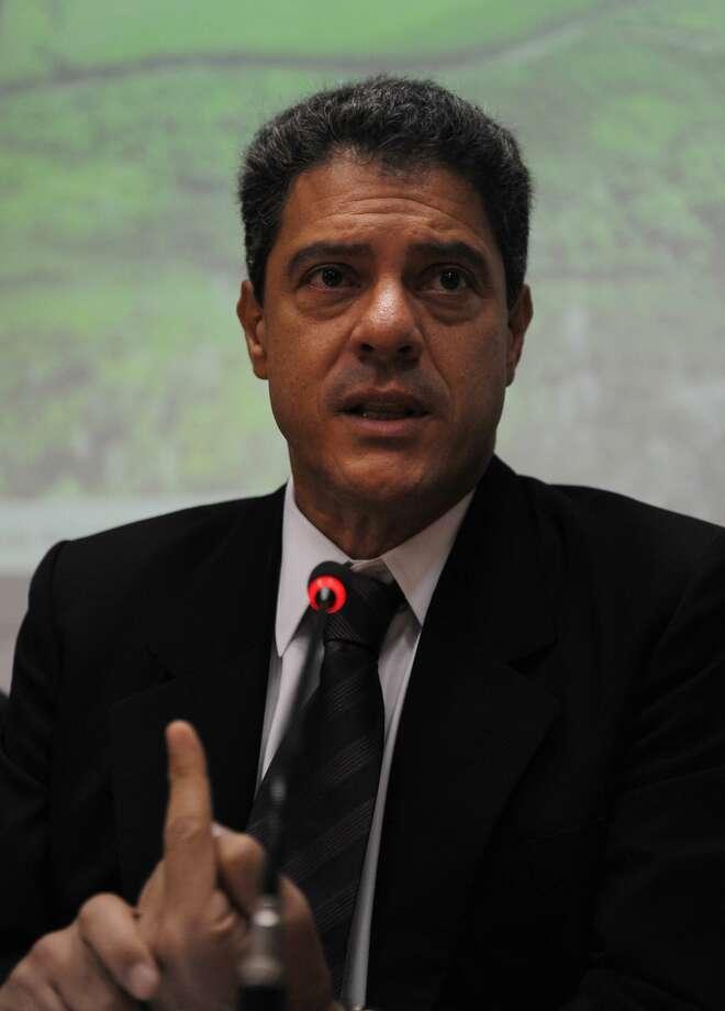 No. 4, Roger Agnelli, Vale(Brazil, mining). Industry adjusted shareholder return, 1,773 percent. Market capitalization increase, $157 billion. Photo: VANDERLEI ALMEIDA, AFP/Getty Images)