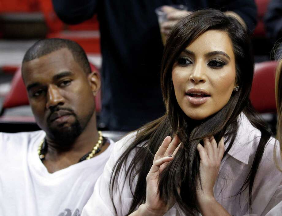 Kim Kardashian and Kanye WestKanye West: $100 millionKim Kardashian: $10 million Photo: Alan Diaz, Associated Press / AP