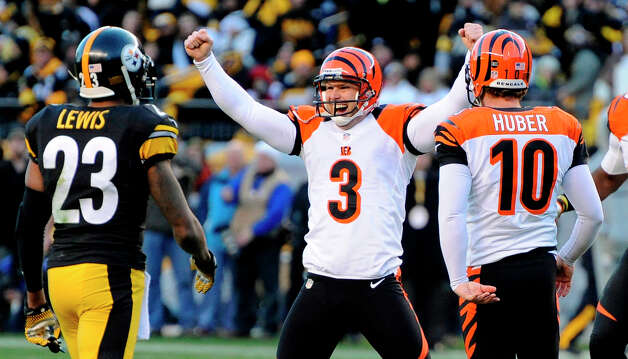 They are hot: The Bengals enter the playoffs having won seven of their last eight games. They beat traditional division heavyweights the Ravens and the Steelers this season. Baltimore still won the division, but Pittsburgh missed the playoffs. Cincinnati's only loss in its last eight games was a 20-19 setback to the Cowboys. Photo: Don Wright