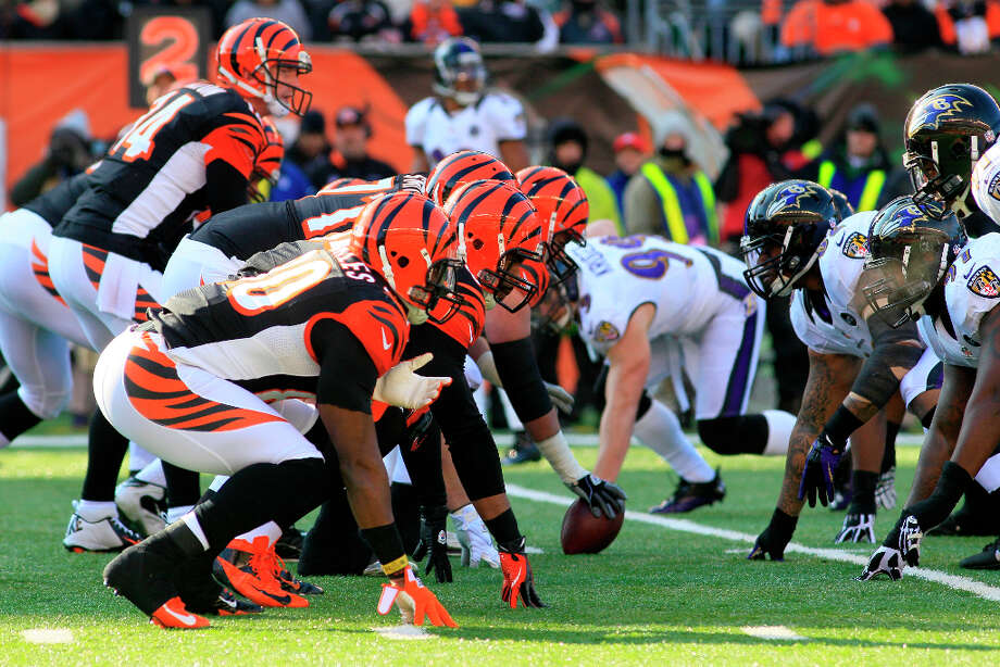 The Bengals overcame a 3-5 start to make the postseason: Since 1990, 131 teams have started 3-5, and only nine of them have made the playoffs. This season, the Washington Redskins also started 3-5 and made the playoffs, making this the first time in NFL history that two 3-5 teams recovered for a postseason berth. Photo: Tom Uhlman