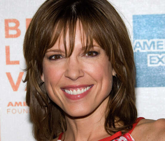 ESPN anchor Hannah Storm will return to the air on New Year's Day, exactly three weeks after she was seriously burned in a propane gas grill accident at her home in Greenwich. Storm suffered second-degree burns on her chest and hands, and first-degree burns to her face and neck. She lost her eyebrows and eyelashes, and roughly half her hair. (AP Photo/Charles Sykes, File) Photo: Charles Sykes, Associated Press / SYKEC