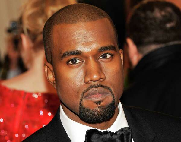 Kanye West Jr.  Photo: Charles Sykes, FRE / FR170266 AP